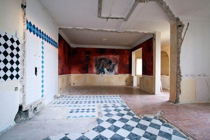 Villa Bastide RDC