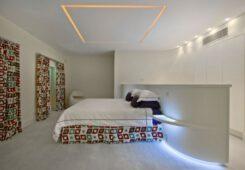 Riviera Home Concept - CHAMBRE VILLA BASTIDE FIN