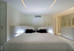 Riviera Home Concept - CHAMBRE VILLA BASTIDE FINIE LIT