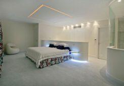 Riviera Home Concept - CHAMBRE VILLA BASTIDE PERSPECTIVE