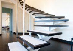 Riviera Home Concept - ESCALIER FINI VILLA BASTIDE