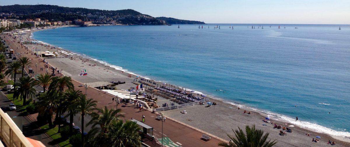 Projet en cours Nice Promenade des Anglais