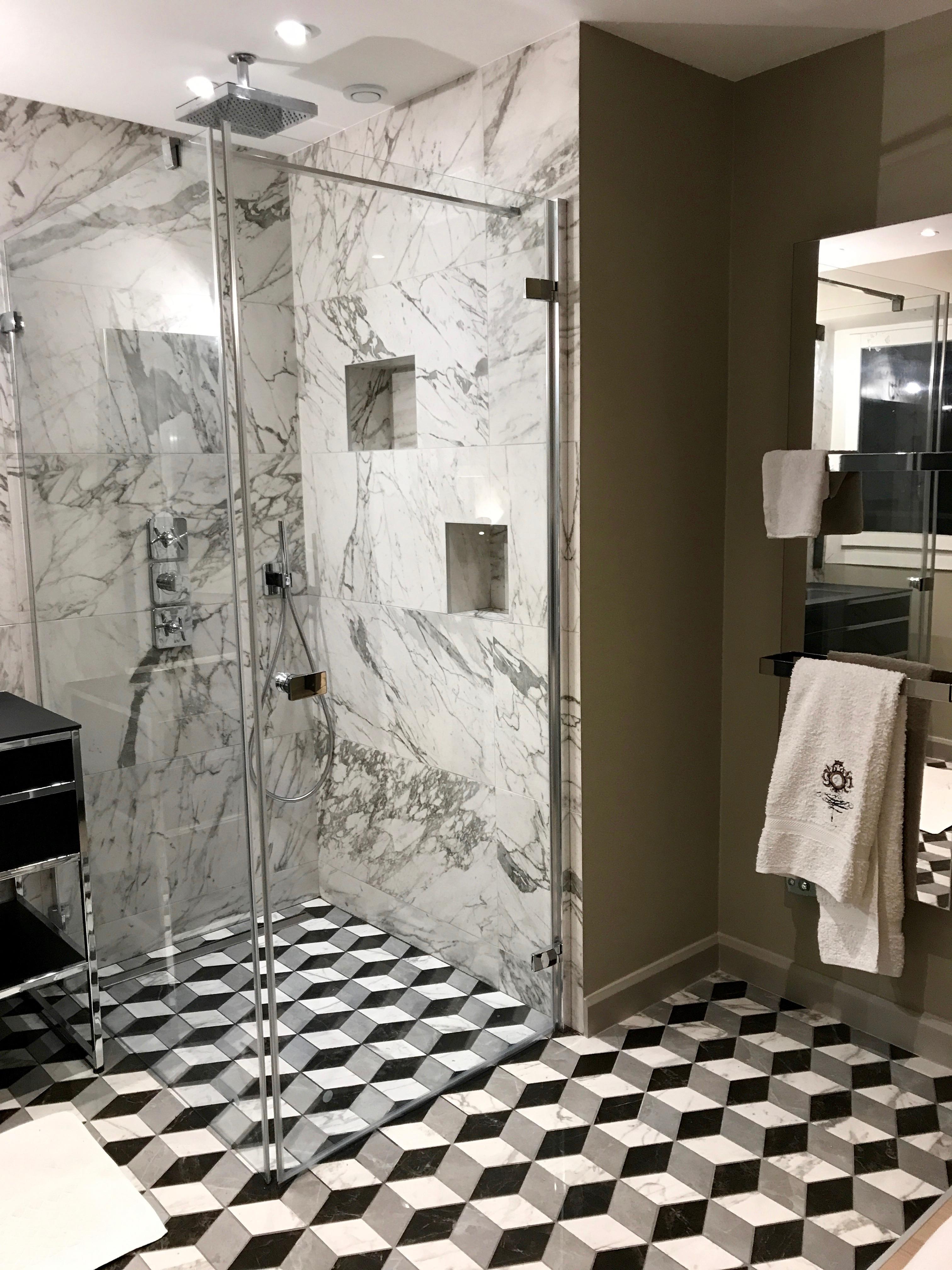 Projet de rénovation totale et optimisation d'espace d'un appartement à Villefranche sur Mer