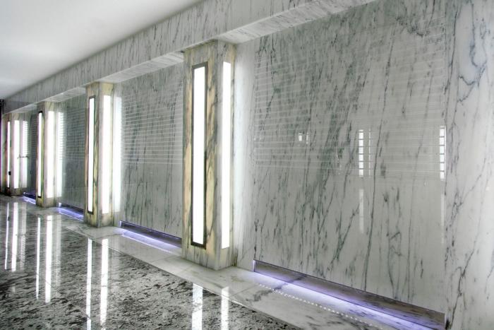 Rénovation d'un garage dans des prestations de luxe à Villefranche sur Mer