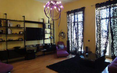 Décoration et aménagement d'un appartement bourgeois à Nice Cimiez