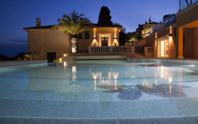 Conception de terrasses et jardins à Villefranche sur Mer