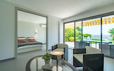 Optimisation d'espace et rénovation totale d'un meublé de vacances