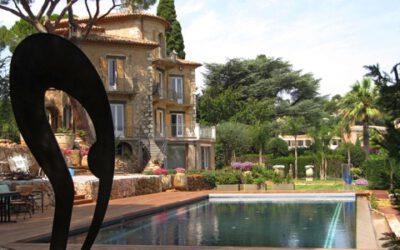Ancienne propriété de prestige vendue assortie d'un projet d'optimisation et rénovation – Nice Côte d'Azur